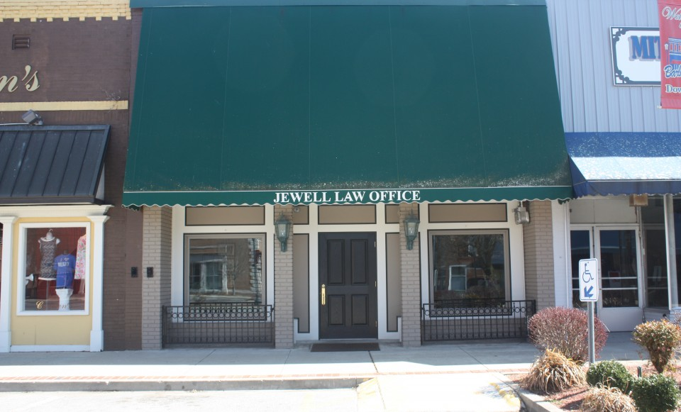 Criminal Defense Personal Injury Attorney | Barbourville | Jewell Law Office, PLLC